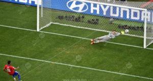 Gonzalo Jara's Kick